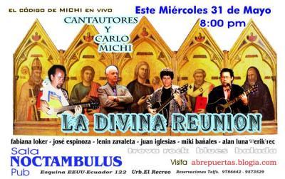 Reaparece Franco,  junto a Juan Carlos, Erik y Carlo