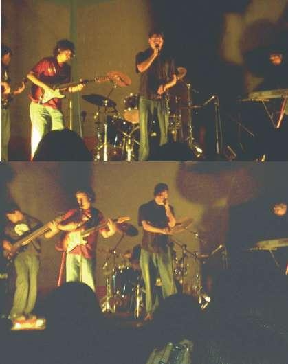 Imagenes Rock en el Juan Pablo