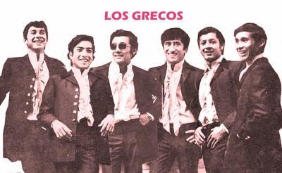 LOS GRECOS: Estrellas del Pop de los 70