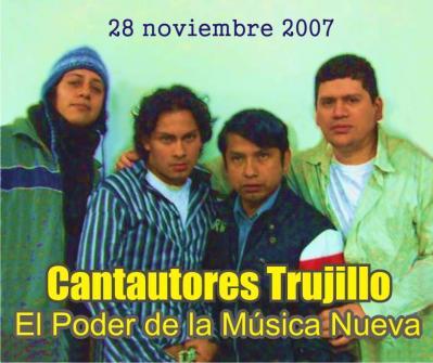 CANTAUTORES 2007: El Poder de la Musica Nueva