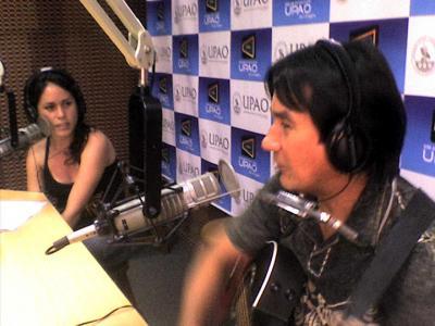 """Radio Estacion UPAO: """"LANZADOS AL AIRE"""""""